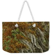 Cedars In The Fall Weekender Tote Bag