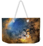 Cederblad 214 Emission Nebula Weekender Tote Bag