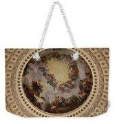 Ceiling Fresco - Cupola Capitol Washington Dc Weekender Tote Bag