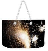 Celebrate A New Year Weekender Tote Bag