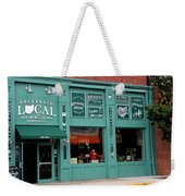 Celebrate Local Weekender Tote Bag