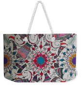 Celebration Of Design Weekender Tote Bag