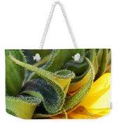 Celebration Sunflower Weekender Tote Bag