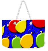 Celebrations Weekender Tote Bag