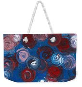 Celestial Bouquet Weekender Tote Bag