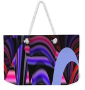 Celestial Cave Digital Art Weekender Tote Bag
