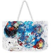 Celestial Chaos Weekender Tote Bag