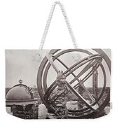 Celestial Globe And Sphere Beijing Weekender Tote Bag