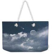 Celestial Night Weekender Tote Bag