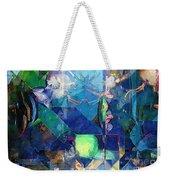 Celestial Sea Weekender Tote Bag by RC deWinter