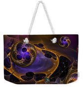 Cell Forms 2 Weekender Tote Bag