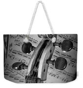 Cello Classic Art Weekender Tote Bag