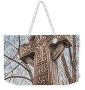 Celtic Cross   3d22463 Weekender Tote Bag