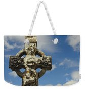 Celtic Cross, Cong Abbey, Ireland Weekender Tote Bag