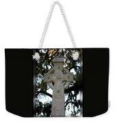 Celtic Cross In Savannah Weekender Tote Bag
