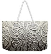 Celtic Glass Weekender Tote Bag