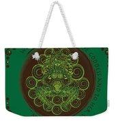 Celtic Pagan Fertility Goddess Weekender Tote Bag