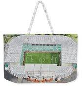 Celtic Park Stadia Art - Celtic Fc Weekender Tote Bag
