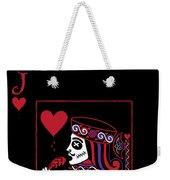 Celtic Queen Of Hearts Part Iv The Broken Knave Weekender Tote Bag
