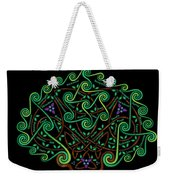 Celtic Tree Of Life Weekender Tote Bag