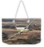 Cemair Beech 1900 Plane Airplane Flying Flight Weekender Tote Bag