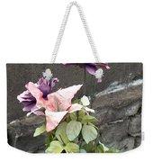 Cemetary Flowers 2 Weekender Tote Bag