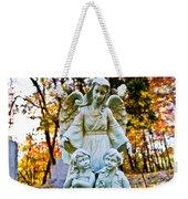 Cemetery Angel Weekender Tote Bag