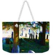 Cemetery Color 2 Weekender Tote Bag