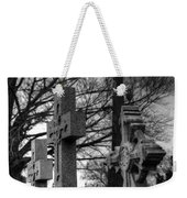 Cemetery Crosses Weekender Tote Bag