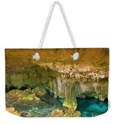 Cenote Two Weekender Tote Bag
