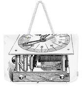 Census Machine, 1890 Weekender Tote Bag