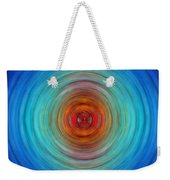 Center Point - Abstract Art By Sharon Cummings Weekender Tote Bag