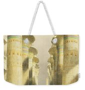 Central Avenue Of The Great Hall Of Columns Weekender Tote Bag