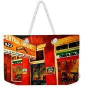 Central Grocery Weekender Tote Bag