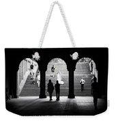 Central Park Bride II Weekender Tote Bag