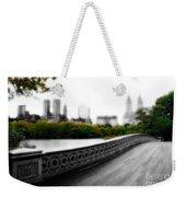 Central Park Bridge 2 Weekender Tote Bag