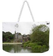 Central Park Castle Belvedre Weekender Tote Bag
