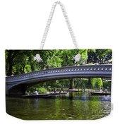 Central Park Day 2 Weekender Tote Bag