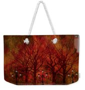 Central Park Ny - Featured Artwork Weekender Tote Bag