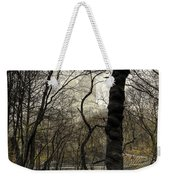 Central Park Rainy Day Number Three Weekender Tote Bag