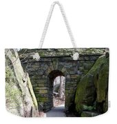 Central Park Underpass Weekender Tote Bag