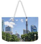 Central Sydney Park In Australia Weekender Tote Bag
