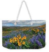 Central Washington Spring Weekender Tote Bag