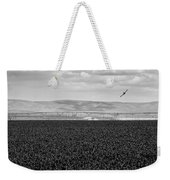 Central Washington, Usa. A Crop Duster Weekender Tote Bag