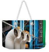 Centre Pompidou Weekender Tote Bag