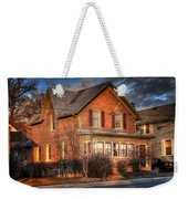 Centre St South Of The River Weekender Tote Bag