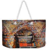 Ceramic Pillars Weekender Tote Bag