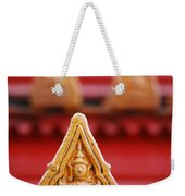 Ceramic Prayer Weekender Tote Bag