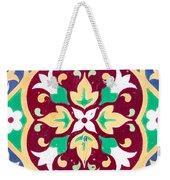 Ceramic Tile Closeup Weekender Tote Bag