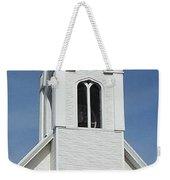 Cerulean Calling Weekender Tote Bag